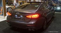 28 - 2018 Hyundai Genesis Sport G80
