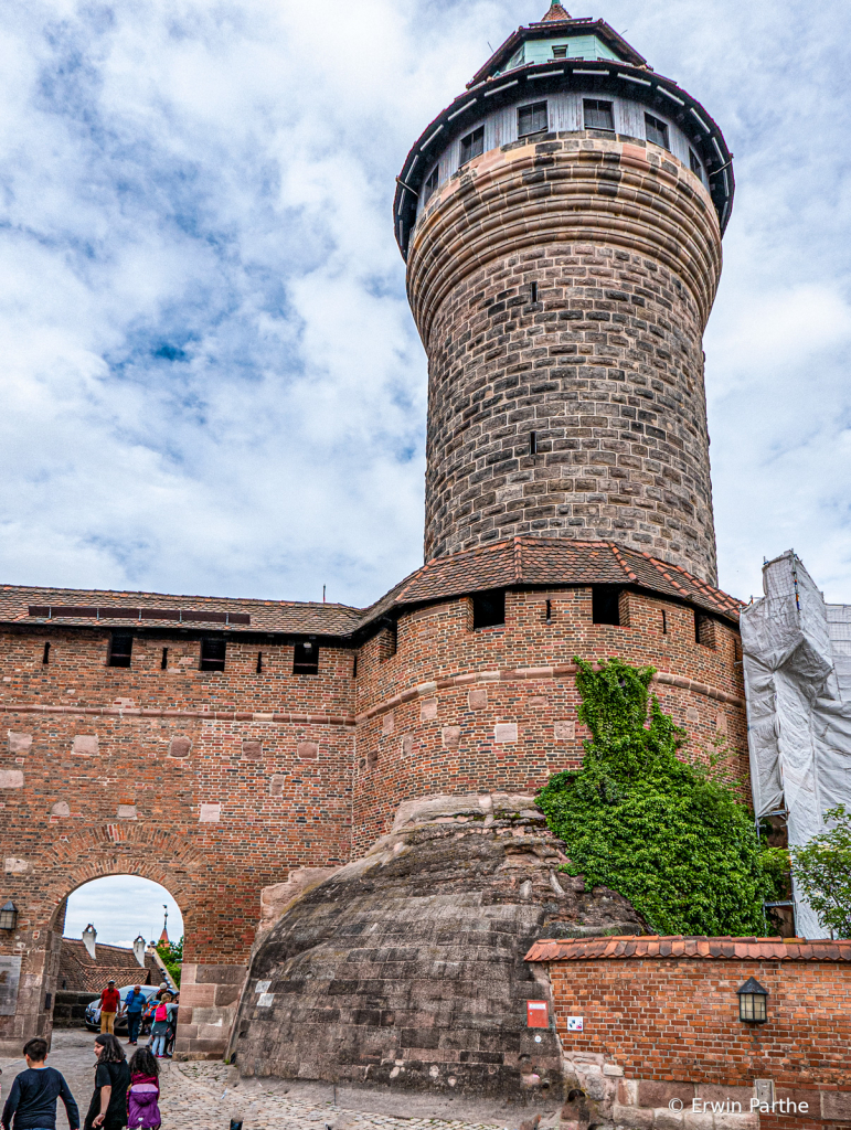 The tower of the Castle