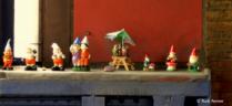 Train station toy team