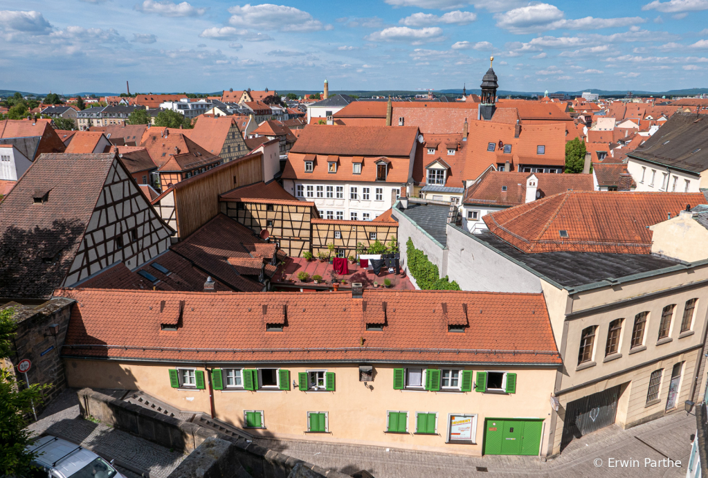 Red roofs of Bamberg - ID: 15732032 © Erwin Parthe