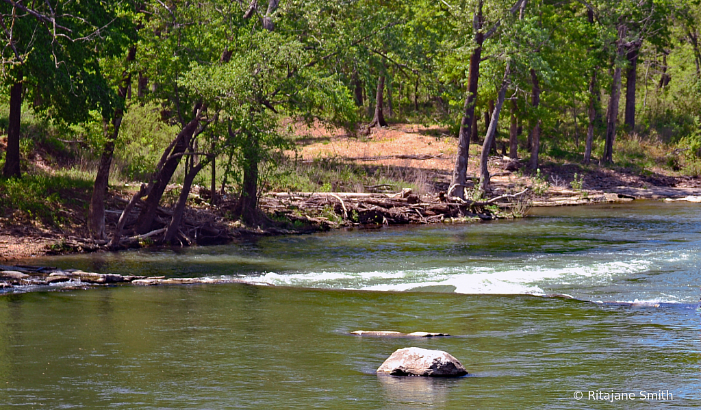 Kayak Park... Siloam Springs, AR - ID: 15732370 © Rita Jane Smith