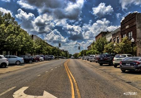 Massachusetts Street Memory