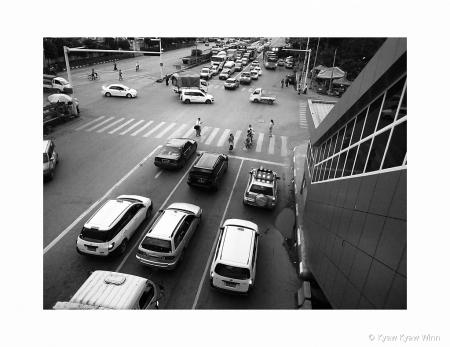 Yangon City iew