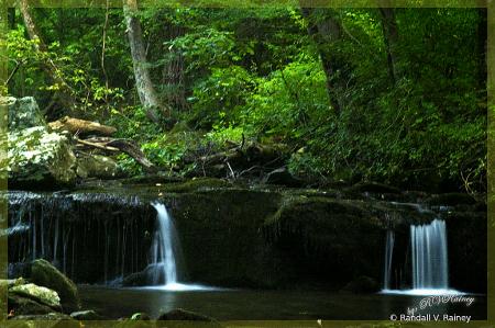 The Cascades Waterfalls