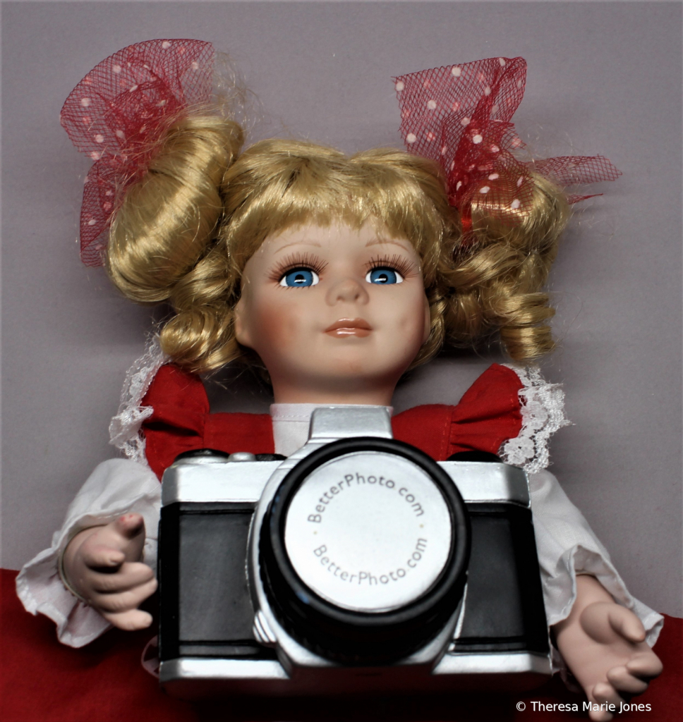 Dolly's 1st Camera