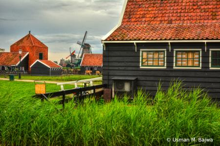 A Dutch Model Village