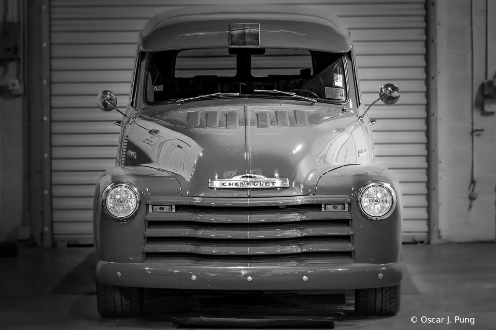 Keep On Panel Truckin
