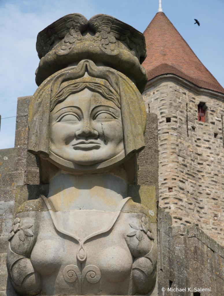 Carcassonne Castle Guardian