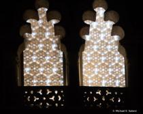 Aljaferia Palace Windows