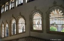 Aljaferia Palace Staircase
