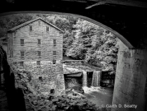 Old Mill near Youngstown, Ohio