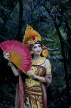 A traditional Dancer from Bali