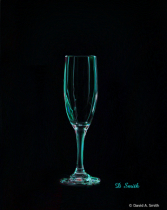 Champagne Glass 2