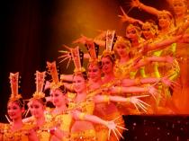 Glowing Showgirls