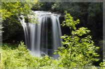 The Dry Falls . . .