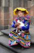 Peruvian Child wi...