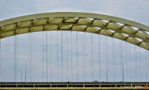 River Bridge Cables