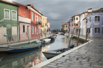 Morning Light in Burano