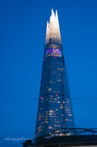 Sky Scaper at Tower Bridge