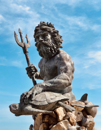 Neptune - God of The Sea