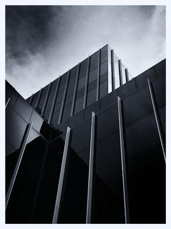 Dark Building