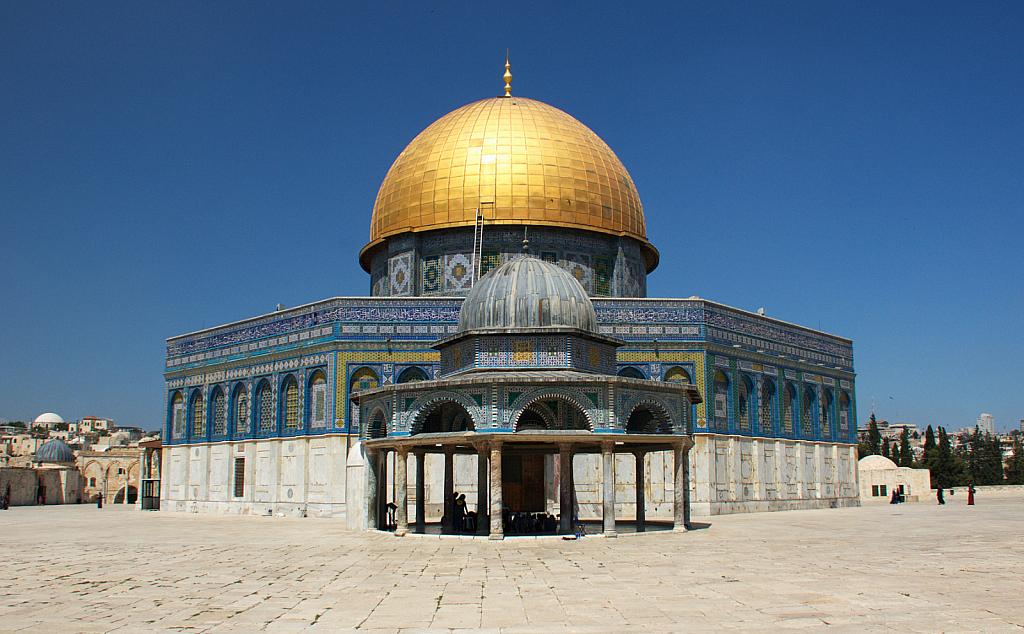 Al Aqsa  Golden Dome