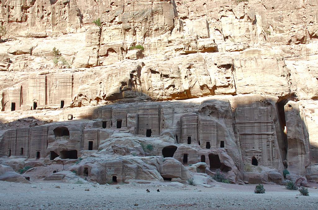 Petra outstanding