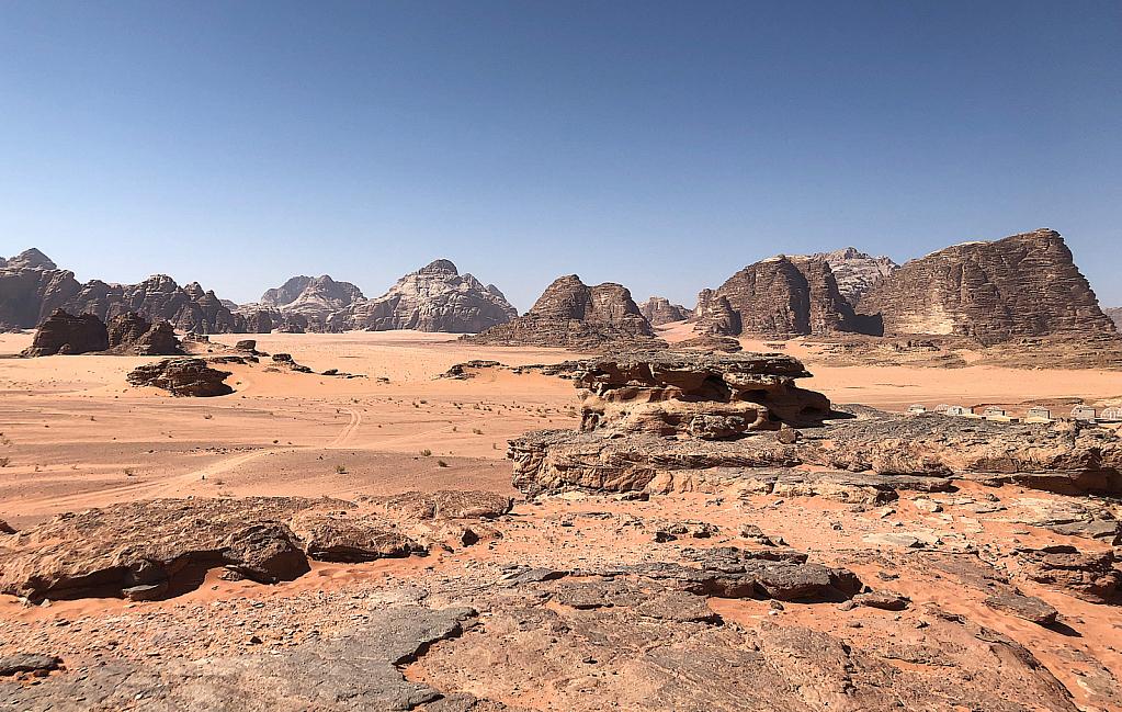 Impressive Wadi Rum - ID: 15738866 © David Resnikoff