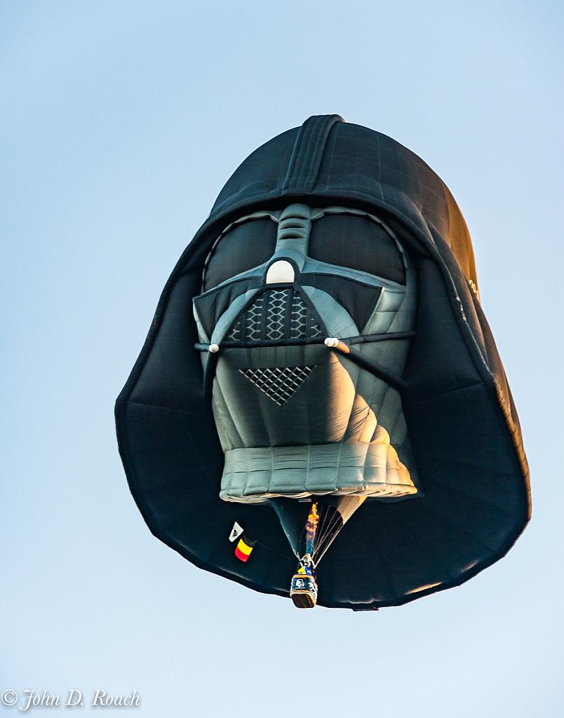 Darth Vader - ID: 15738906 © John D. Roach