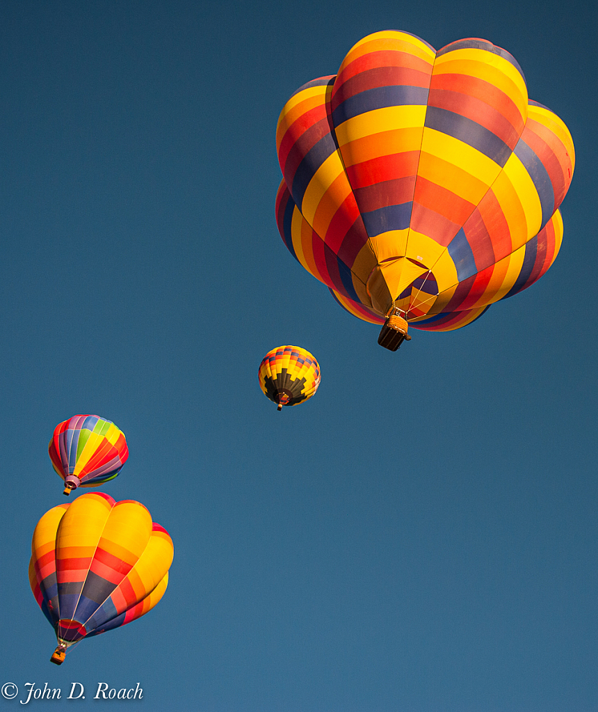 Up, Up and Away - ID: 15738910 © John D. Roach