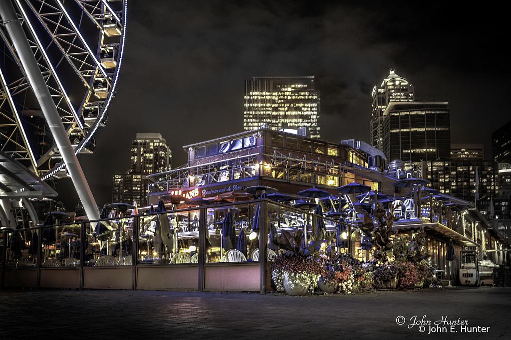 Seattle Waterfront Pier 57 - ID: 15739642 © John E. Hunter