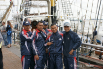 Indonesian Sailors in New Orleans
