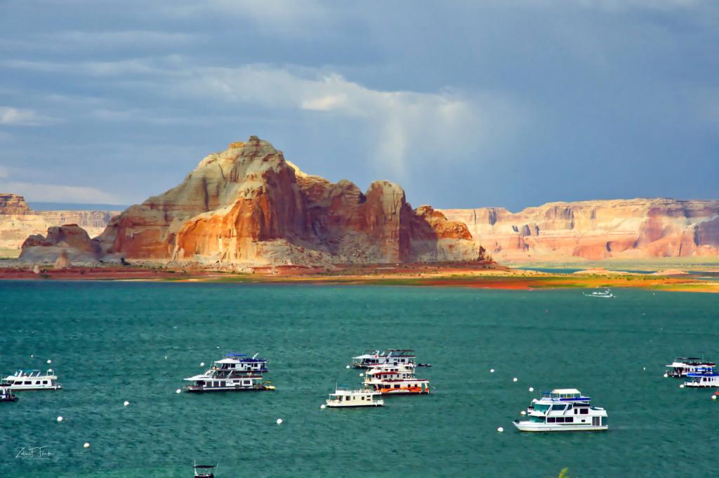 Lake Powell - Page, AZ - ID: 15740009 © Zelia F. Frick
