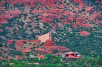 Chapel of Holy Cross, Sedona