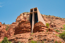 The Chapel of the Holy Cross, Sedona