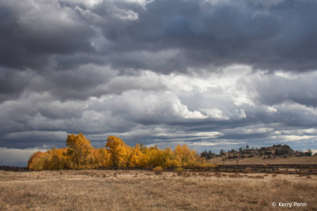 Wyoming in the Fall