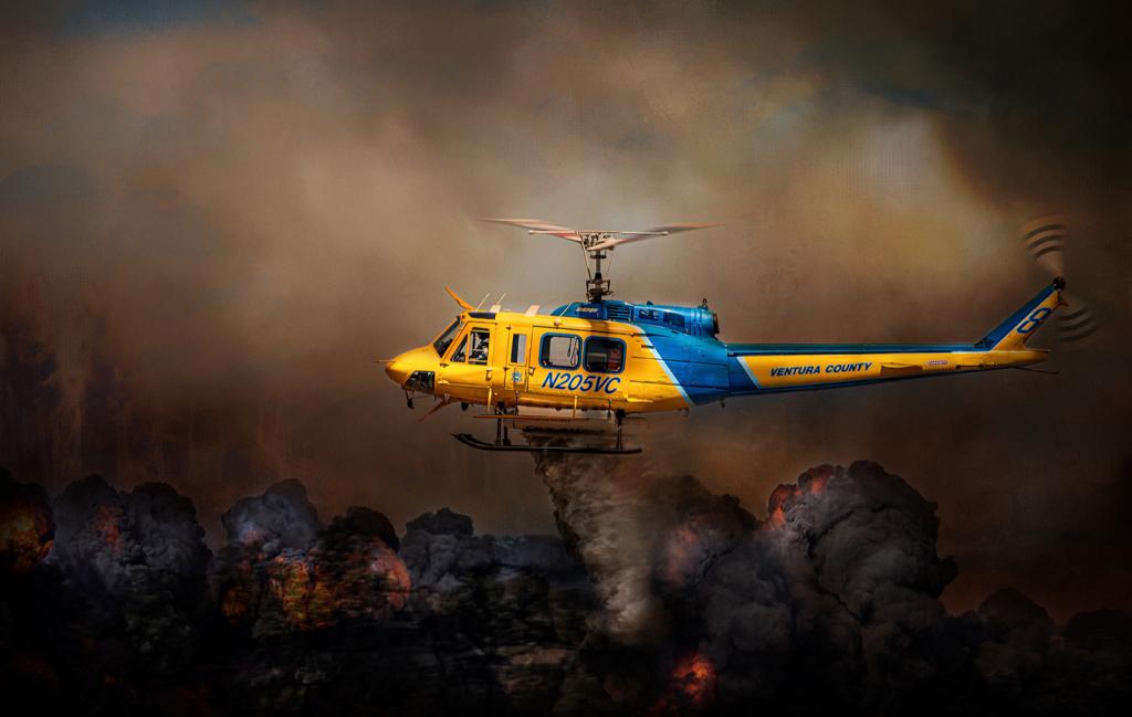 Ventura County Firefighting