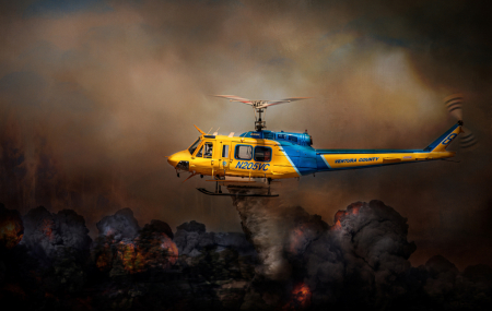 Ventura County Firefighting