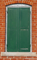 Door on Raspberry Island