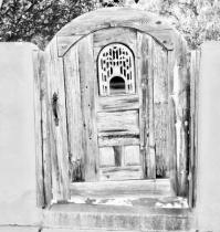 Entryway Santa Fe