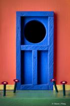 Upscale Birdhouse