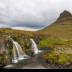 2Kirkjufell with Waterfalls - ID: 15744270 © Fran  Bastress