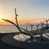 2Sun Voyager Sculpture, Reykjavik - ID: 15744326 © Fran  Bastress