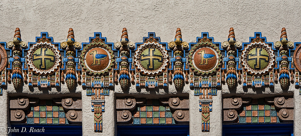 Albuquerque Windows - ID: 15744589 © John D. Roach