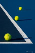 When Tennis Balls Align