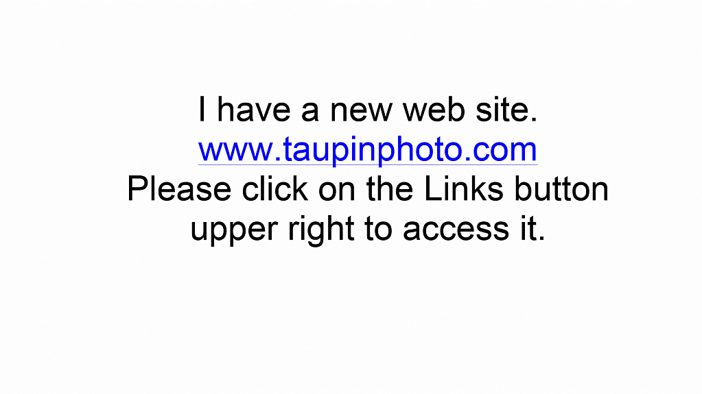 Welcome to taupinphotography.com