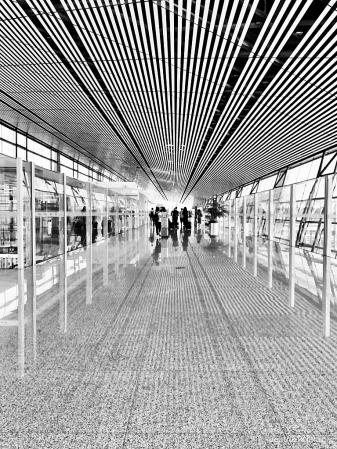 Airport Walk