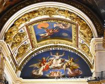 ceiling ofmuseum