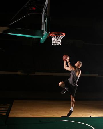 mid jump