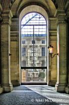 Window in the Louvre